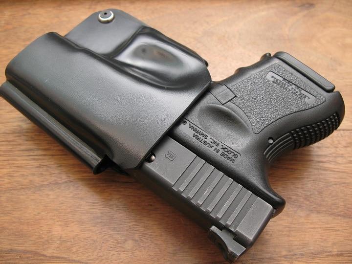 best glock 26 holster
