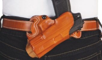 best small of back holster