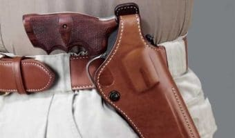 best cross draw holsters