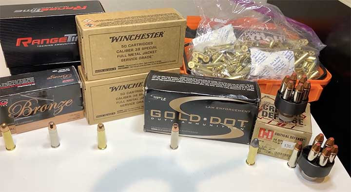 best 38 special ammo