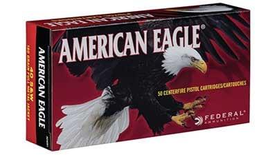 Federal American Eagle .40 S&W 155 Grain FMJ